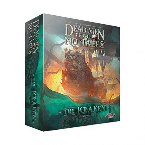 Dead Men Tell No Tales: The Kraken