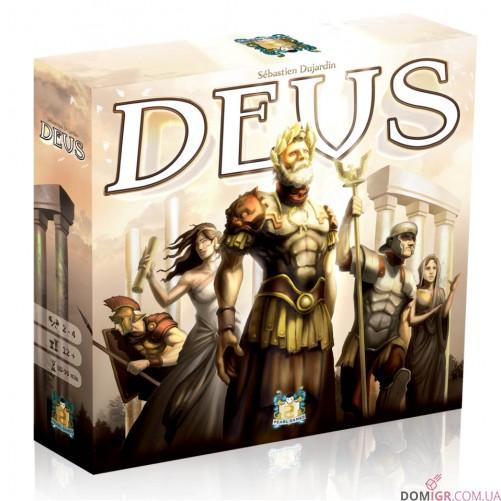 Deus - Рим и Египет
