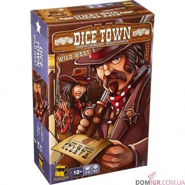 Dice Town: Wild West