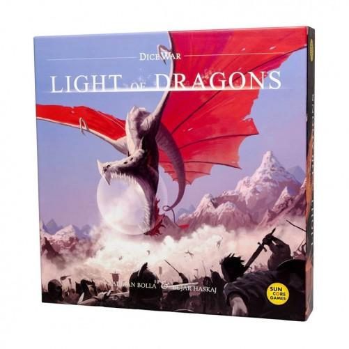DiceWar: Light of Dragons