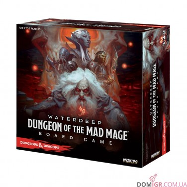 Dungeons & Dragons: Waterdeep – Dungeon of the Mad Mage