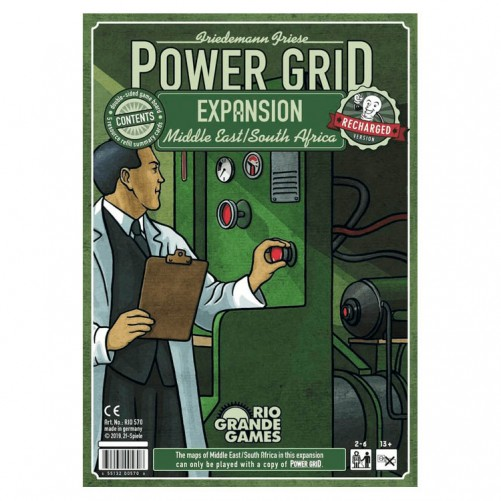 Power Grid: Middle East/South Africa