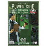 Russia & Japan - Power Grid Recharged 2nd Edition