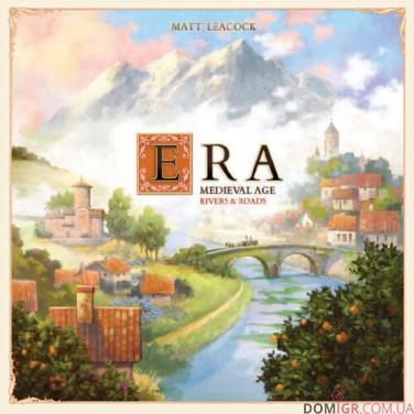 Era: Medieval Age - Rivers & Roads Expansion