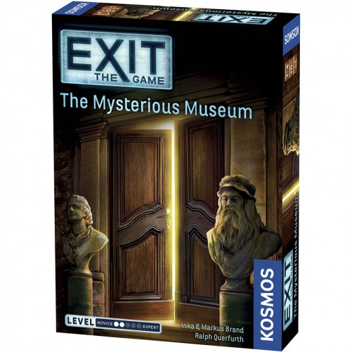 Exit: The Game – The Mysterious Museum