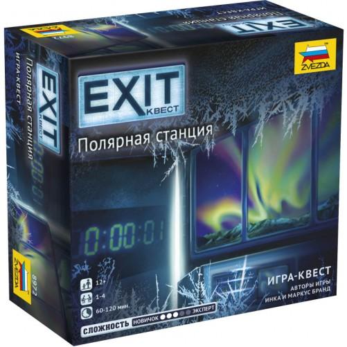 Exit-Квест: Полярная станция
