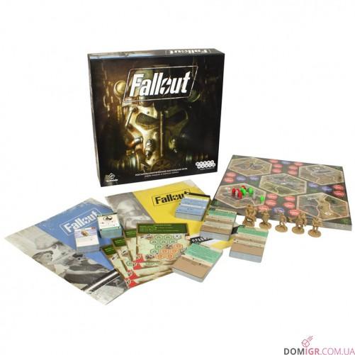 Fallout: Настольная игра