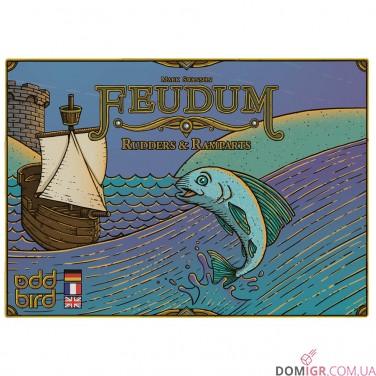 Feudum: Rudders & Ramparts