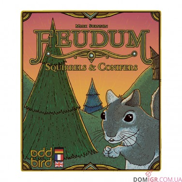 Feudum: Squirrels & Conifers