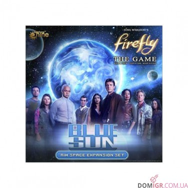 Firefly: The Game — Blue Sun