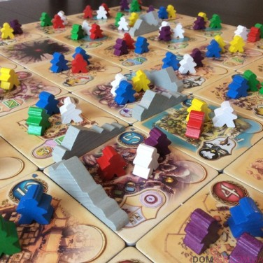 Five Tribes: The Artisans of Nagala