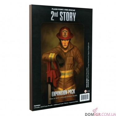 Flash Point: Fire Rescue – 2nd Story