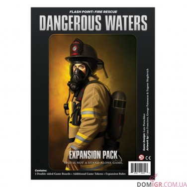 Flash Point: Fire Rescue – Dangerous Waters