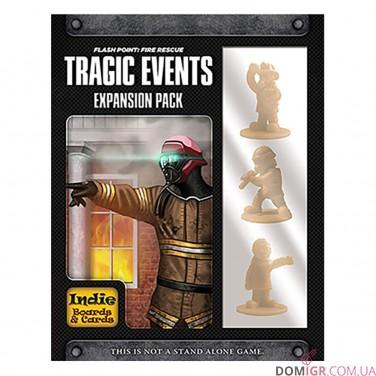 Flash Point: Fire Rescue – Tragic Events
