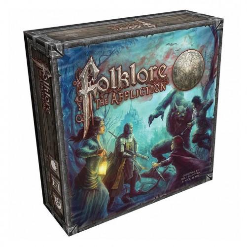 Folklore: The Affliction (с картонными фигурками)