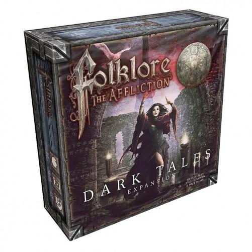 Folklore: The Affliction – Dark Tales Expansion (с картонными фигурками)