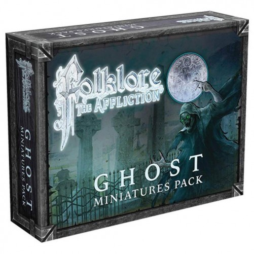Folklore: The Affliction – Ghost Miniatures Pack