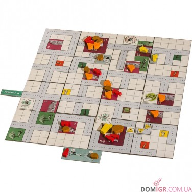 Food Chain Magnate: The Ketchup Mechanism & Other Ideas