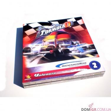 Formula D: Circuits 2 – Hockenheim and Valencia