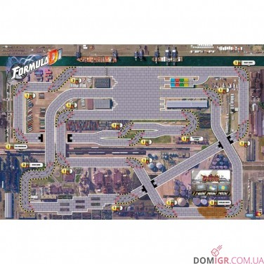 Formula D: Circuits 3 – Singapore & The Docks