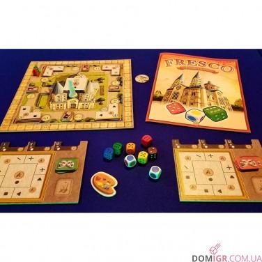 Fresco: Card & Dice Game