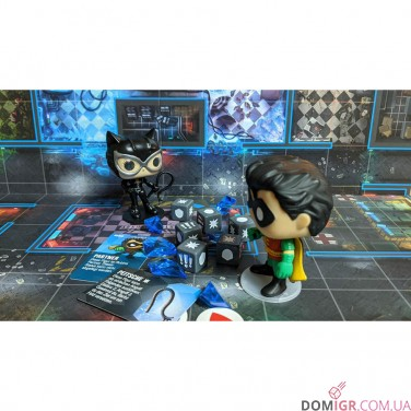 Funkoverse Strategy Game: DC Comics 101 2-Pack