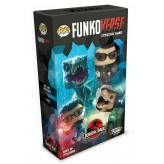 Funkoverse Strategy Game: Jurassic Park 101 2-Pack