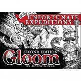 Gloom! Card Game 2nd Edition: Unfortunate Expeditions