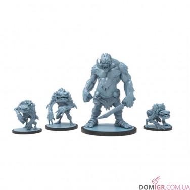 Godtear: Halftusk, Warden of the Stonekin Isle