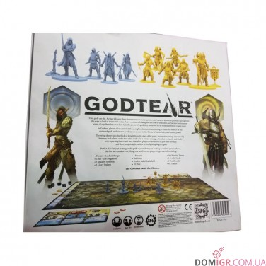 Godtear: The Borderlands Starter Set