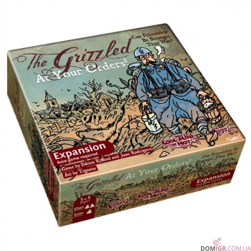 The Grizzled: At Your Orders!, дополнение