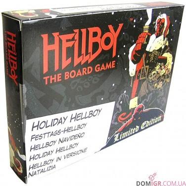 Hellboy: The Board Game – Holiday Hellboy