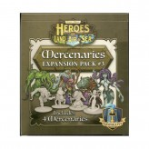 Heroes of Land, Air & Sea: Mercenaries Expansion Pack #3
