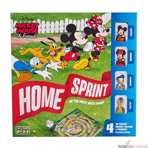 Mickey & Friends Home Sprint