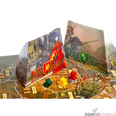 Игра престолов. Второе издание