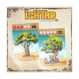 Ishtar: Gardens of Babylon – Foil Goodie Cards