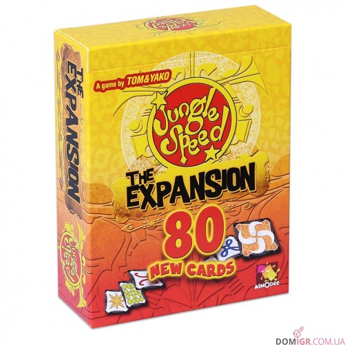 Jungle Speed: The Expansion