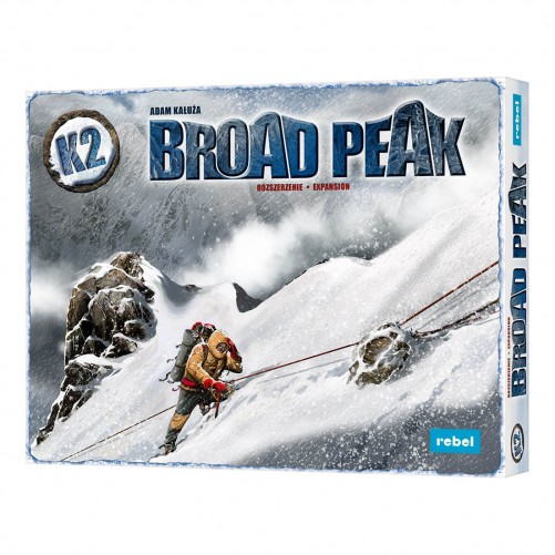 K2: Broad Peak