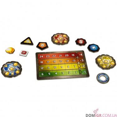 KeyForge: Столкновение миров – Делюкс-колода архонта