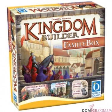 Kingdom Builder: Family Box