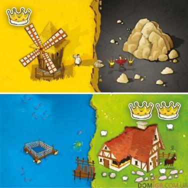 Kingdomino: Доміношне королівство