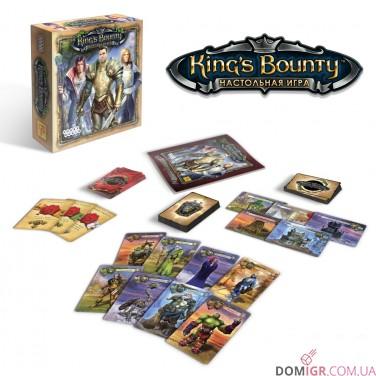 King's Bounty. Настольная игра
