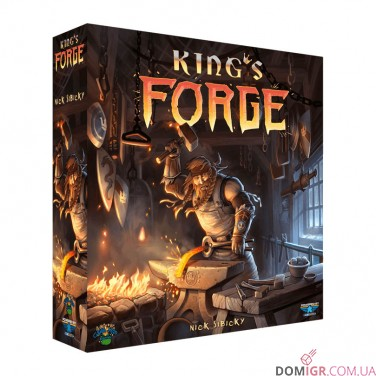 King's Forge 3rd Edition