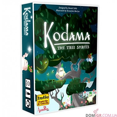 Kodama: The Tree Spirits