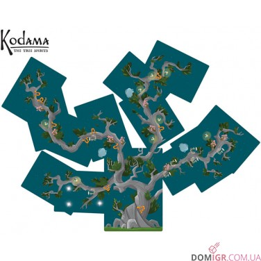 Kodama: The Tree Spirits