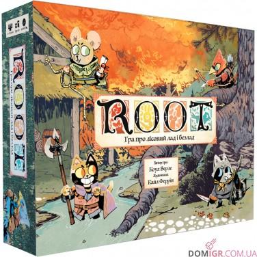 Root - украинское издание