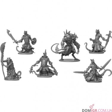 Кромешная тьма: Крысолюды - Набор врагов