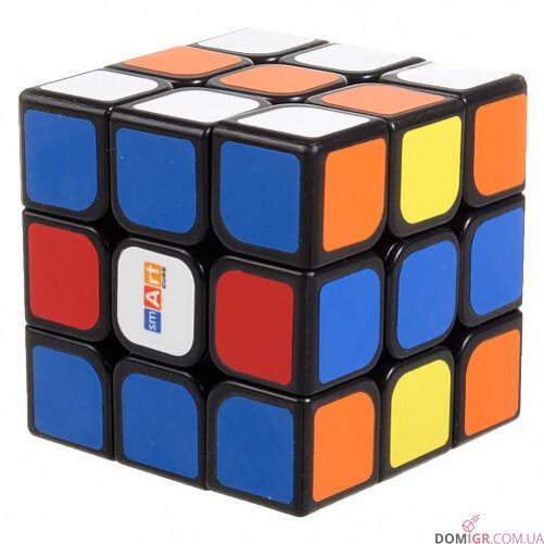 Smart Cube 3х3 Фирменный Плюс (черный пластик)