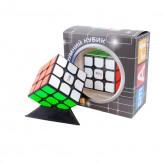 Smart Cube 3х3 Магнитный (черный пластик)