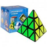 Smart Cube Пирамидка (черный пластик)